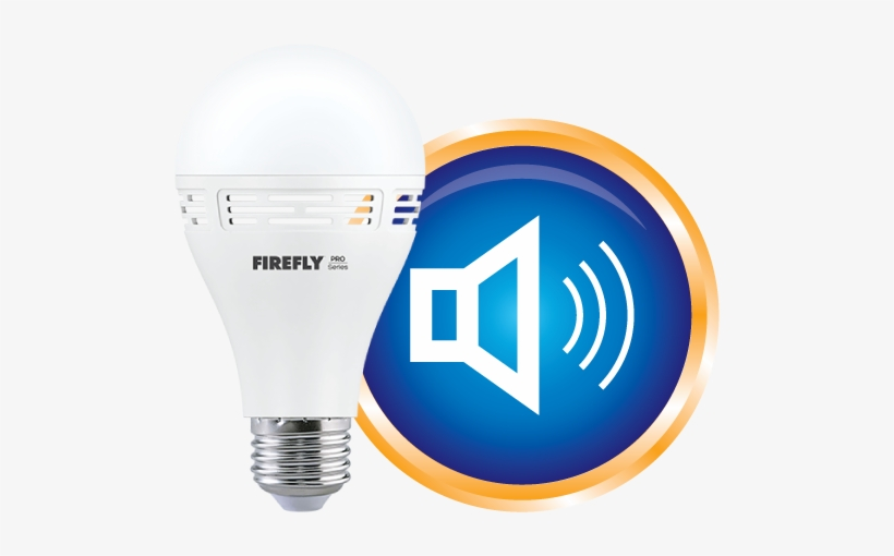 Black And White Library Home Firefly Electric Lighting - Firefly Dusk To Dawn Led Bulb, transparent png #145236