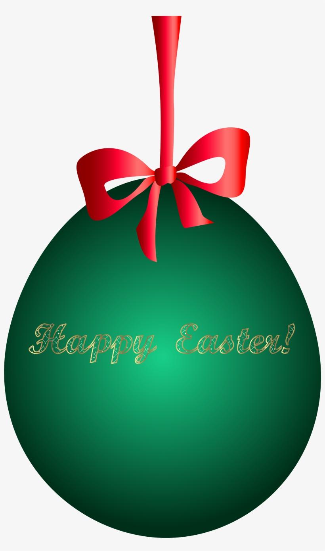 Egg Clipart Christmas - Happy Easter Egg Png, transparent png #145637