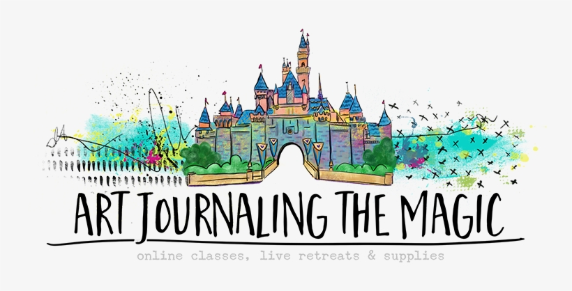11 At Disney World Art Journaling The Magic - My Legacy Journal (white): This Was Me - Warts And, transparent png #146050