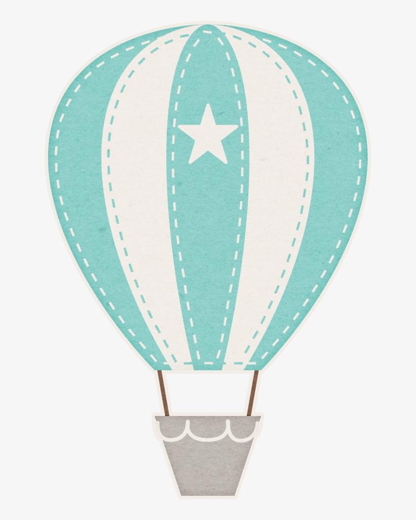 Hotairballoon1 - Baby Hot Air Balloon Clipart, transparent png #146387