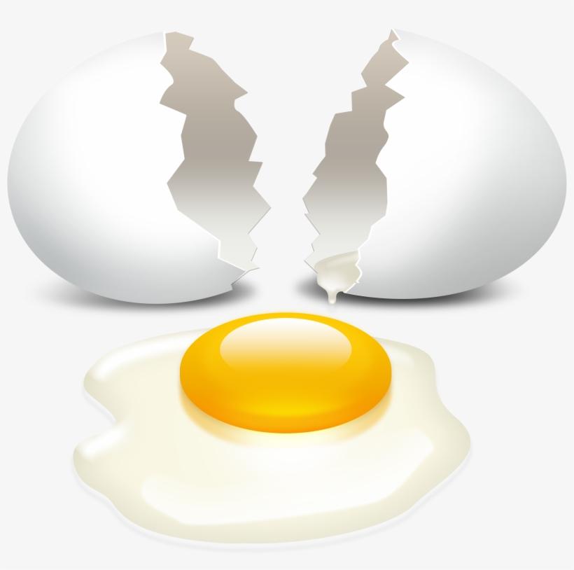 Picture Black And White Download Broken Egg Clipart - Crack Egg Clipart Png, transparent png #149432