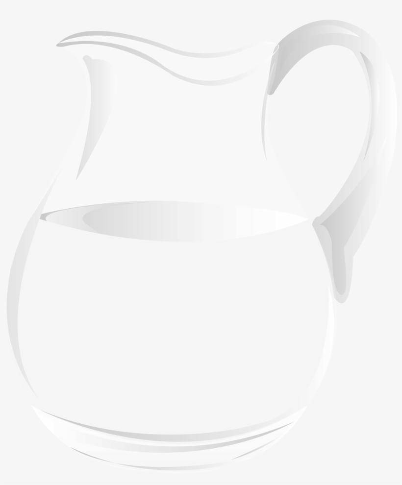 Jug Of Milk Png Clipart - Jug Of Milk Clipart, transparent png #149870