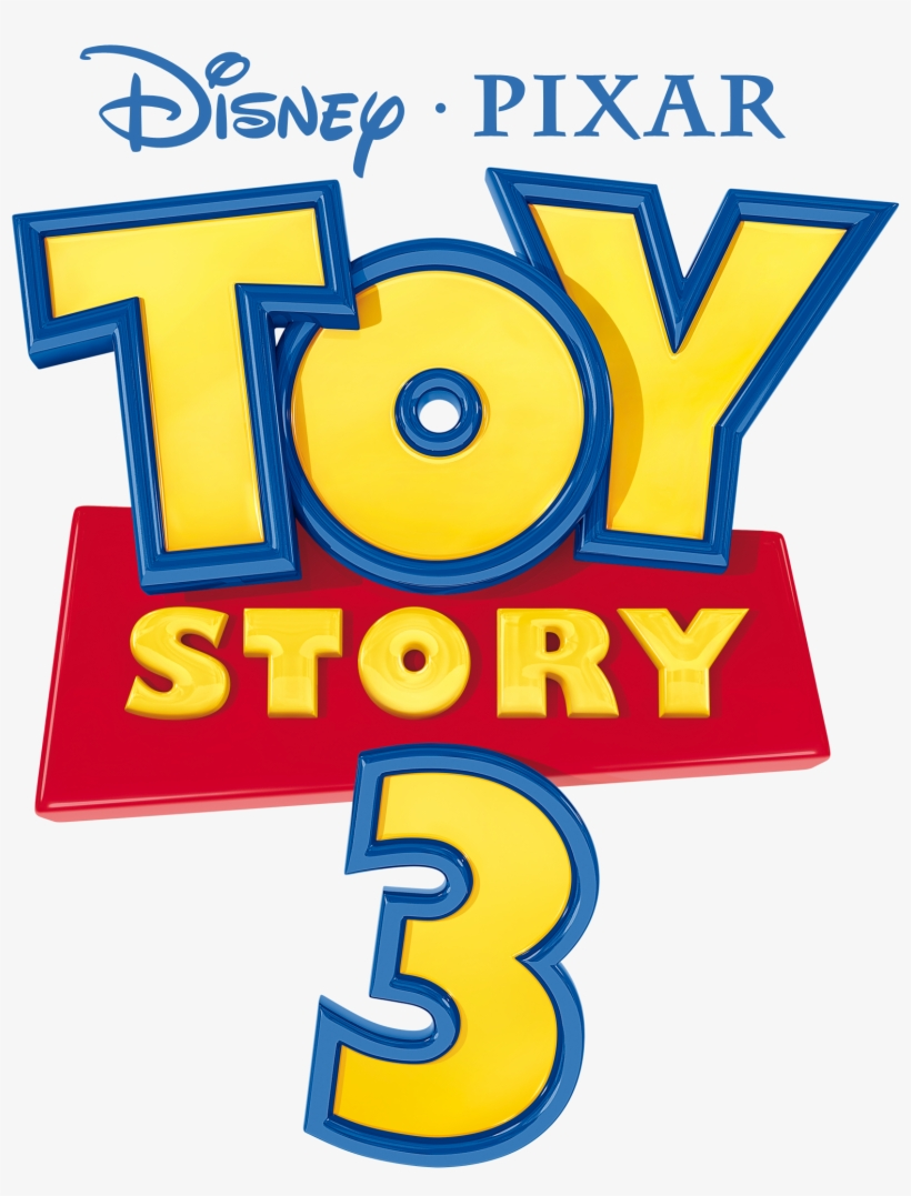 Toy Story 3 Logo - Creators Of Toy Story 3, transparent png #1401449