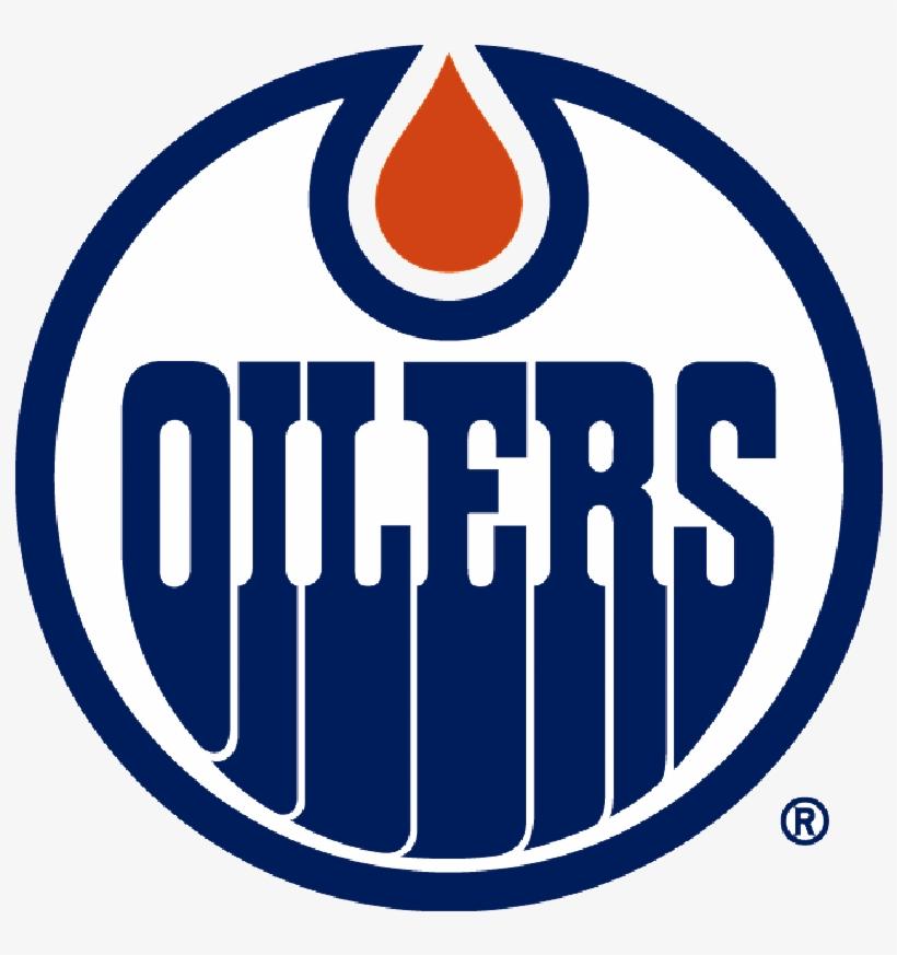 Logo Oilers D Edmonton, transparent png #1403498