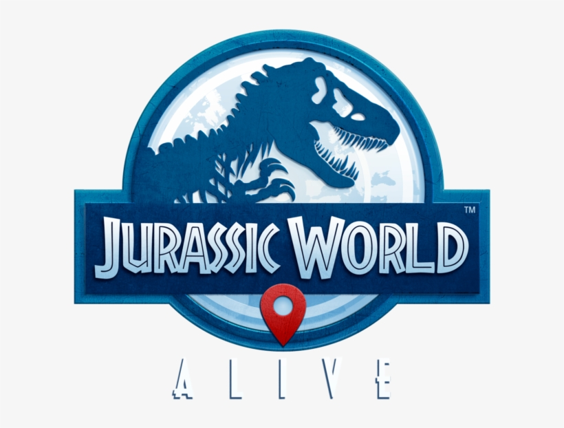 New 'jurassic Park' Mobile Game Has You Catching Dinosaurs - Jurassic World Alive Icon, transparent png #1405027
