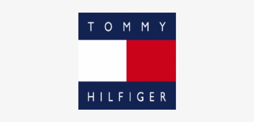 tommy hilfiger transparent logo