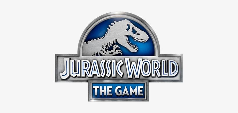 Play Jurassic World - Jurassic World Logo Png, transparent png #1405142