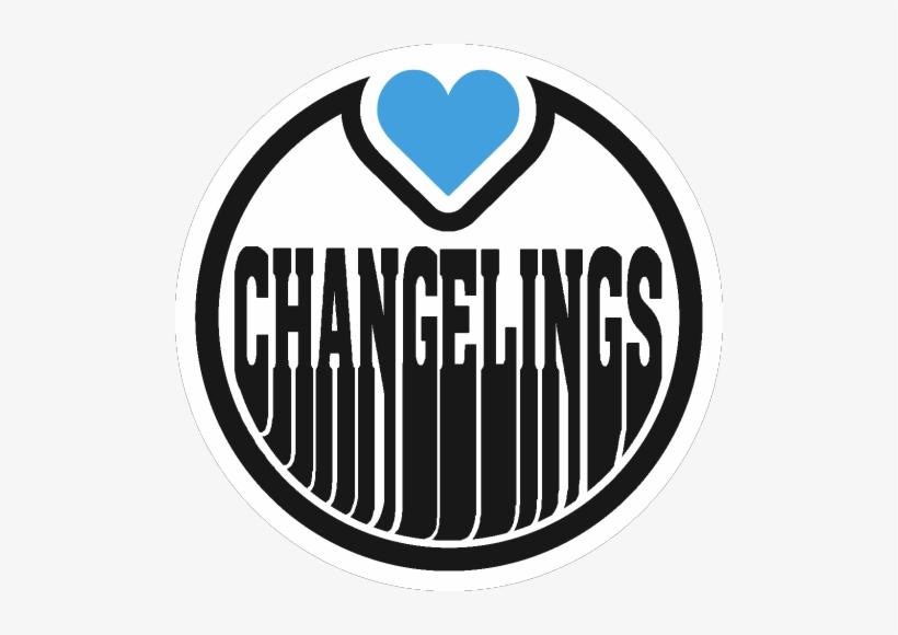 Edmonton Oilers >>> Edmonton Changelings - Edmonton Oilers, transparent png #1405204