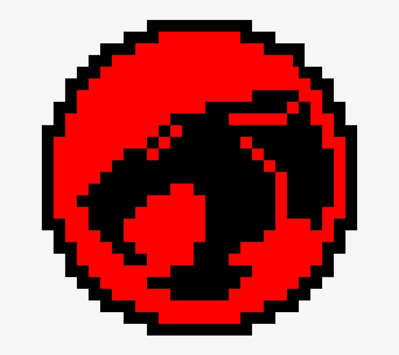 Thundercats Pixel Art Naruto Sharingan Free Transparent Png
