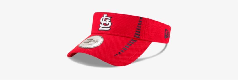 St Louis Cardinals New Era Ne Speed Visor Hat - New Era New York Giants Sideline Visor - Blue Adjustable, transparent png #1406572