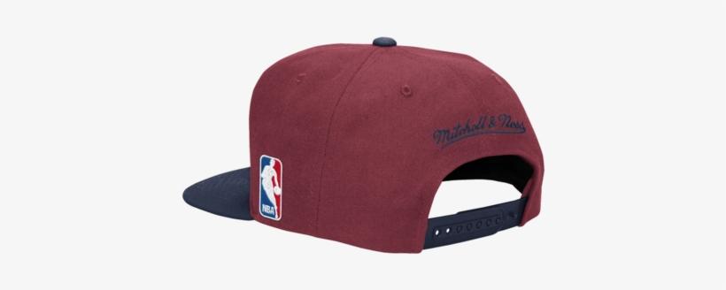 4e603b7bc46 Cleveland Cavaliers Simple Logo Snapback Hat - Toronto Raptors Mitchell    Ness Logo Snapback Hat