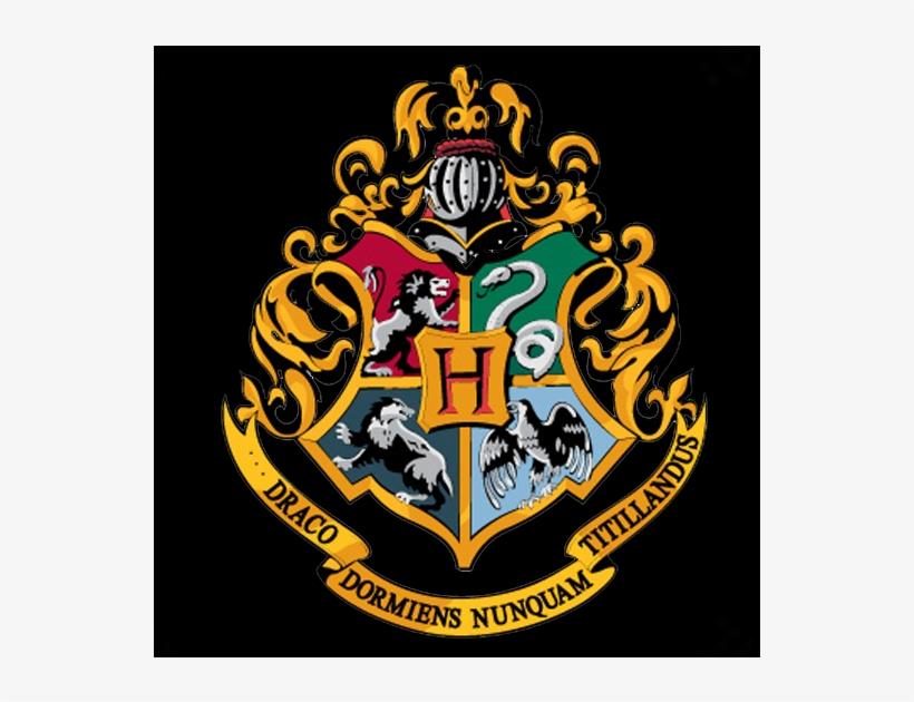 Harry Potter Logo Hogwarts Png