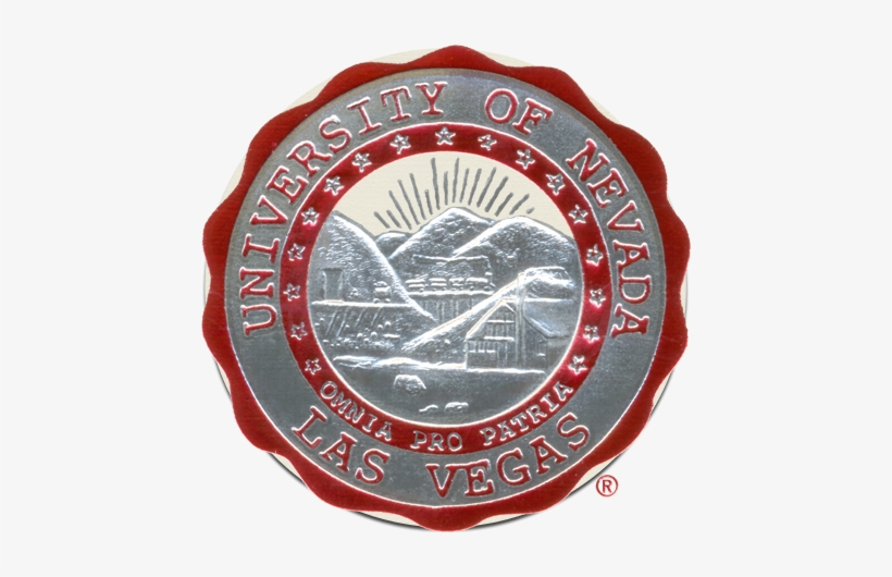 University Of Nevada Las Vegas Las Vegas, Nv - University Of Nevada, Las Vegas, transparent png #1408169