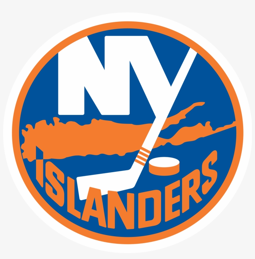At - New York Islanders Logo, transparent png #1408994