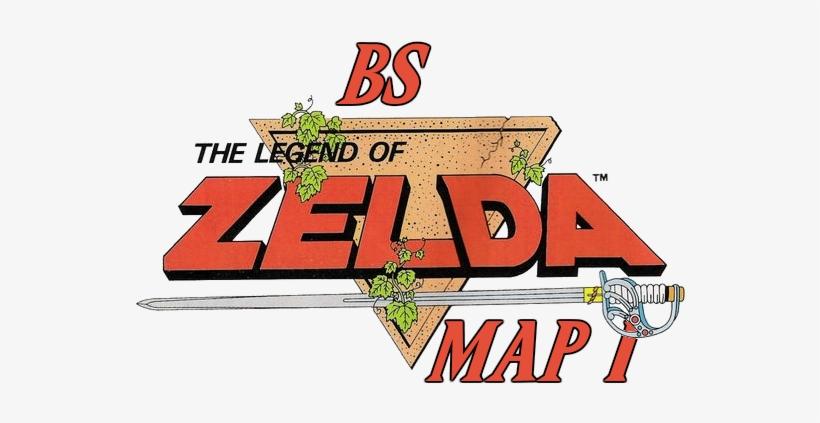 Bs Zelda Map 1 - Legend Of Zelda Old, transparent png #1409313