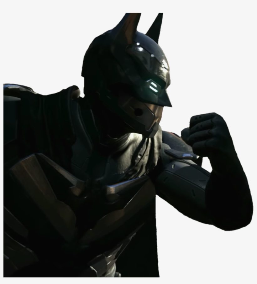 Side View By Thegothamguardian - Batman Side View Png, transparent png #1409332
