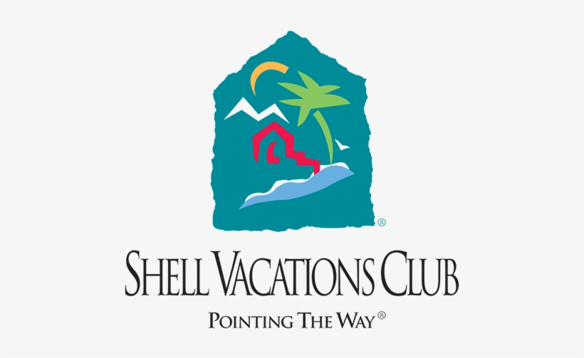 Shell-color - Shell Vacations Club Logo Png, transparent png #1410147