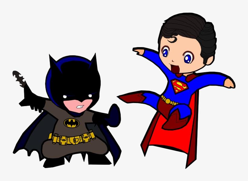 Batman Vs Superman Clipart At Getdrawings - Batman Vs Superman Clipart, transparent png #1410843
