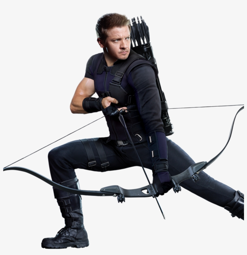 Captain America Civil War Hawkeye - Hawkeye Civil War Png, transparent png #1411620