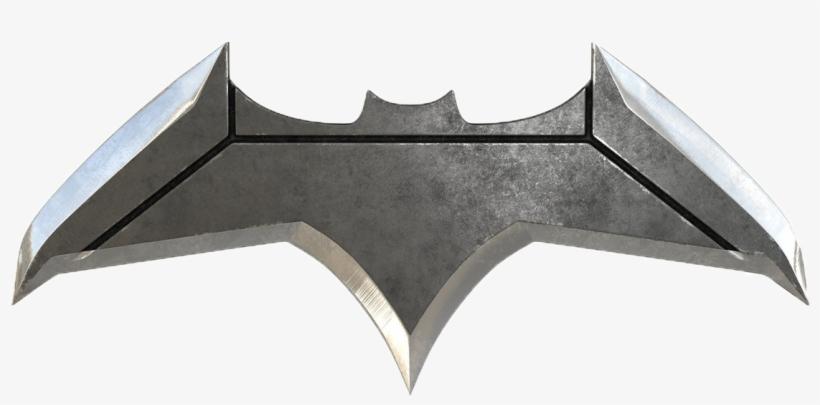 Batarang- Batman Vs Superman - Batman Vs Superman Batarang Template, transparent png #1411877