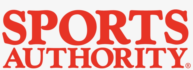 Sports Authority Logo, transparent png #1412626