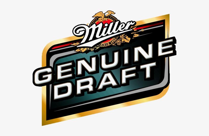 Miller Lite Logo Vector - Miller Genuine Draft Logo Png, transparent png #1412684