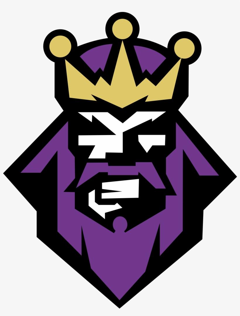 Los Angeles Kings Logo Png Transparent - Los Angeles Kings Old Logo, transparent png #1413476