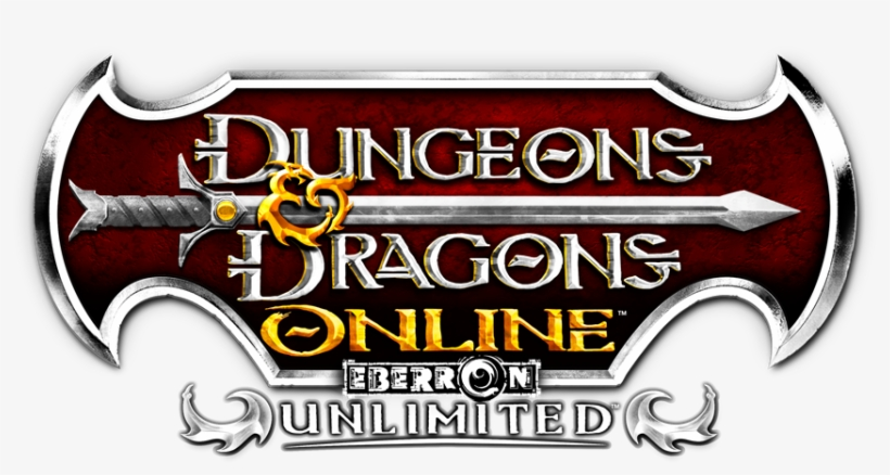 Join The Pseudonym, Drakaunus And Wheelord As They - Dungeons & Dragons Online Logo, transparent png #1413478