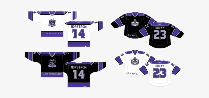 The 2002 Switcheroo Of The Alternate And Primary Logos - Los Angeles Kings, transparent png #1414386