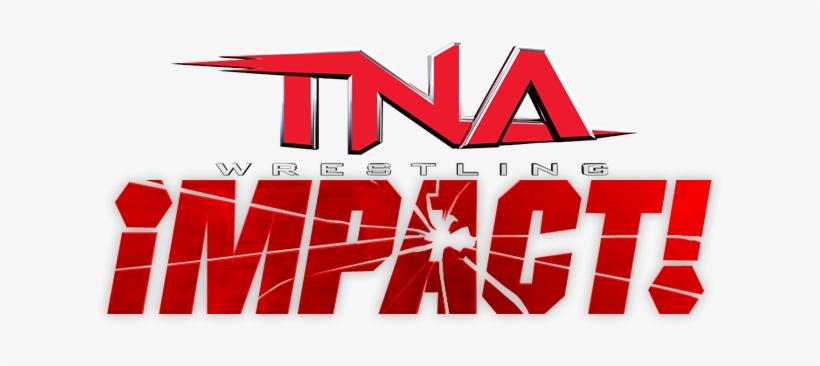 Posted Image - Tna Impact Wrestling Logo, transparent png #1414978