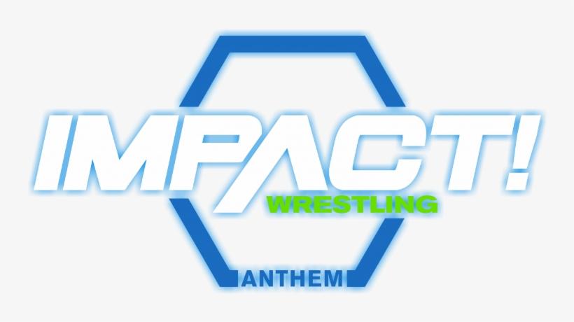 Impact Wrestling Logo - Impact Wrestling, transparent png #1415207