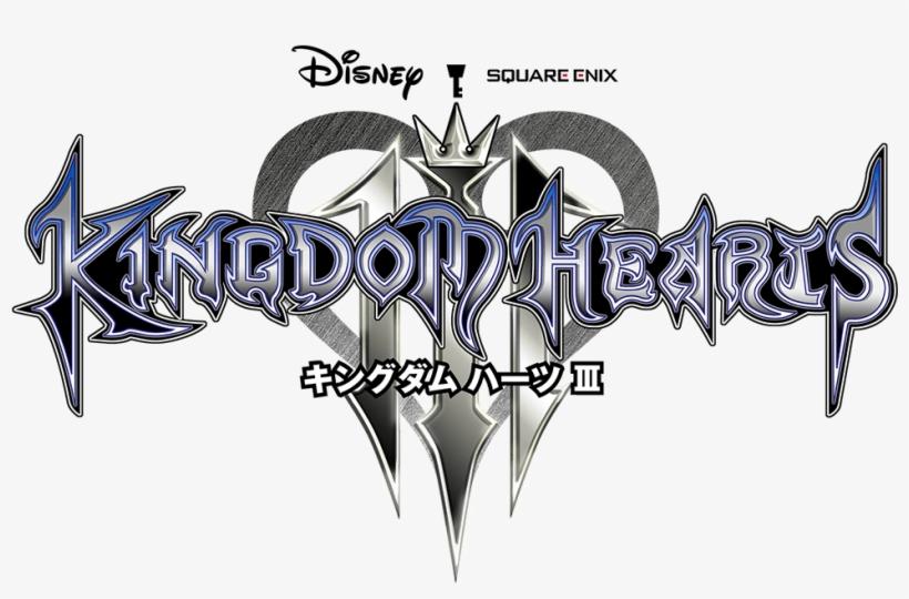 Image result for kingdom hearts 3 logo