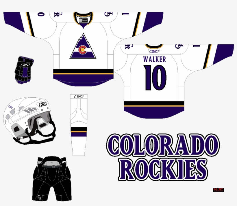 I Ve Added The Yellow From Colorado State Flag Rockies