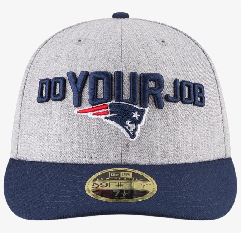 New England Patriots - Nfl Draft Caps 2018, transparent png #1416632