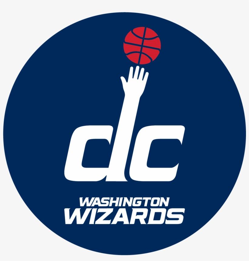 Washington Wizards Logo - Washington Wizards Flag, transparent png #1416818
