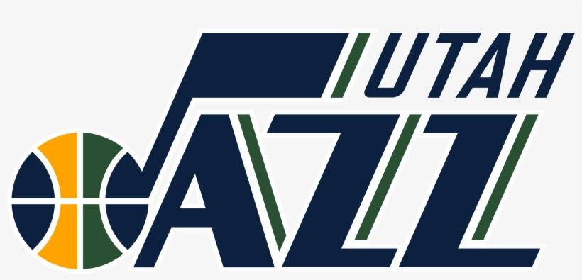 Utah Jazz Logo Transparent - Utah Jazz Logo 2018, transparent png #1416947