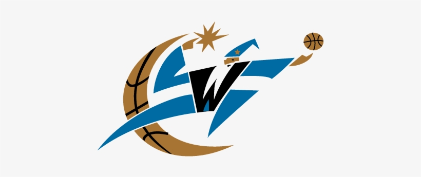 Washington Wizards - Washington Wizards Logo 1997, transparent png #1416948