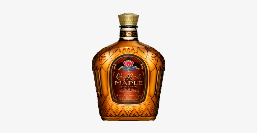 Crown Royal Maple Finished Whisky - Crown Royal Maple 750 Ml, transparent png #1417102