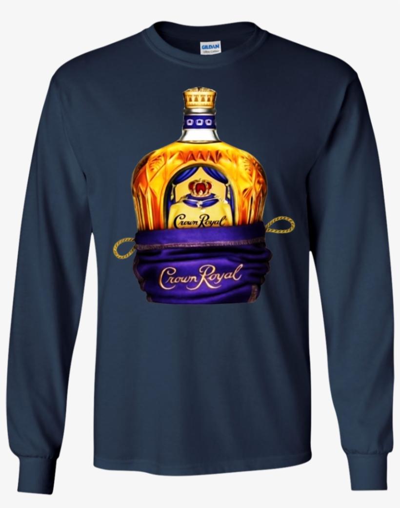 Crown Royal Whisky, 750 Ml, transparent png #1417295