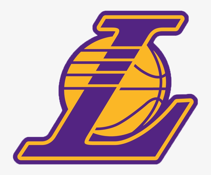 Los Angeles Lakers Alternative Logo Lakers L Logo Png