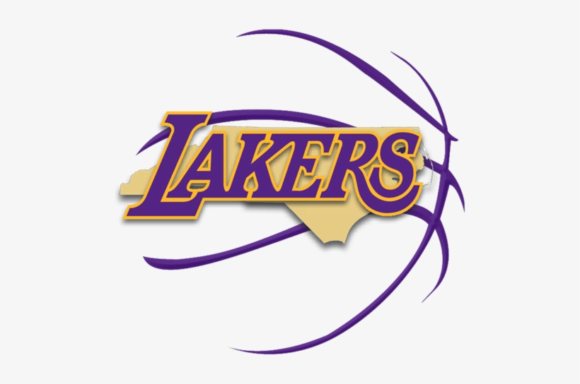 Nc Lakers - Lakers Logo 2018, transparent png #1419128