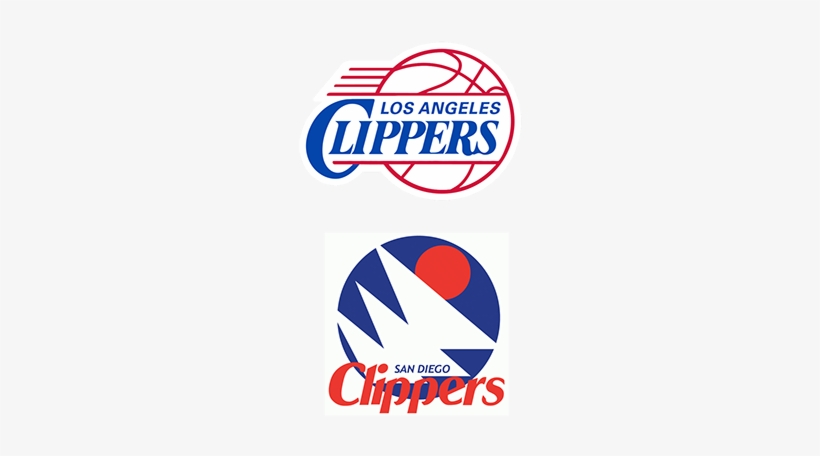 Not To Mention That The Current La Clippers Logo Is - San Diego Clippers Rebrand, transparent png #1419298
