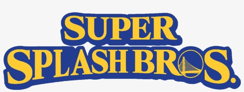 Golden State Warriors Logo Png - Super Smash Bros. For Nintendo 3ds And Wii U, transparent png #1419363