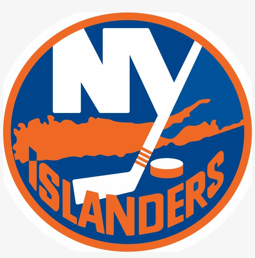 New York Islanders Logo, transparent png #1419446