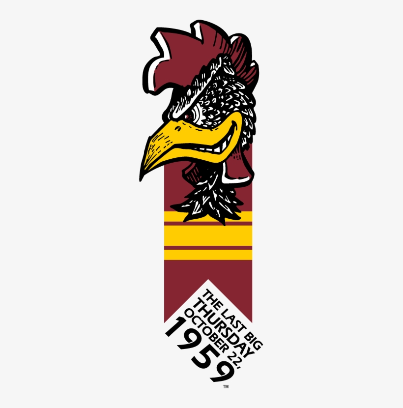 The Hand Drawn Gamecocks Are Usually From Programs - South Carolina Gamecocks, transparent png #1419556
