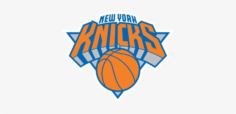 New York Knicks - New York Knicks Logo, transparent png #1419706
