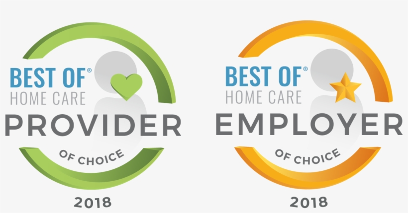 Great Things Happening At Asbury - Best Of Home Care Provider Of Choice 2018, transparent png #1422163