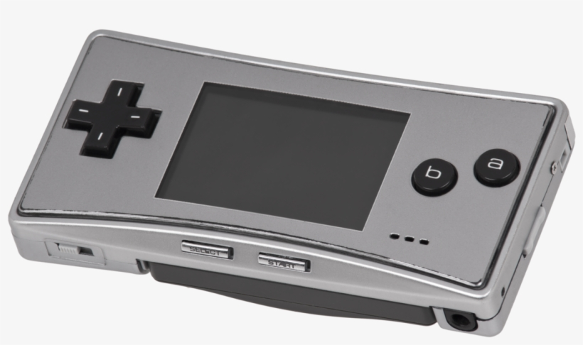 It Just Occurred To Me That The Gameboy Micro Uses - Game Boy Micro 2005, transparent png #1424938