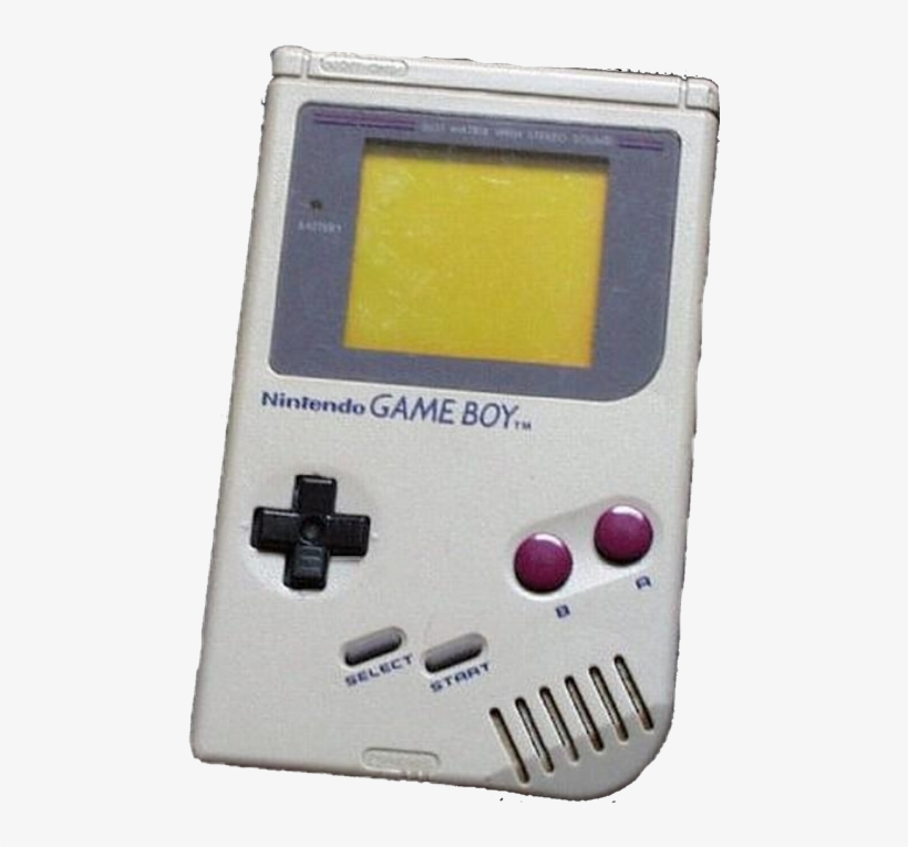 Game Clipart Gameboy Color - Game Boy Classic Mario, transparent png #1425211