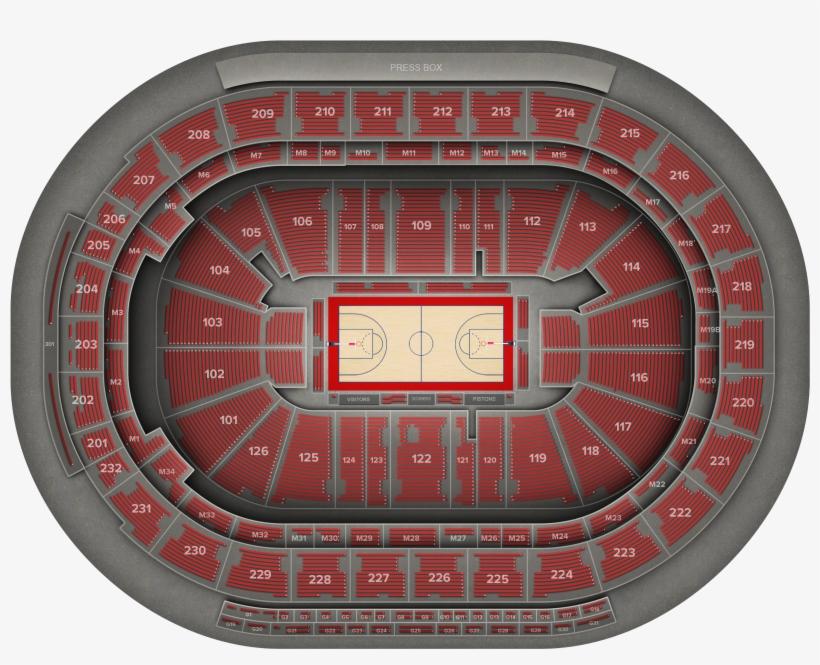 Little Caesars Arena, transparent png #1425745